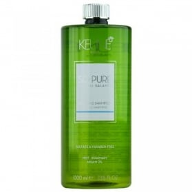 Keune So Pure Cooling Shampoo 1000ml