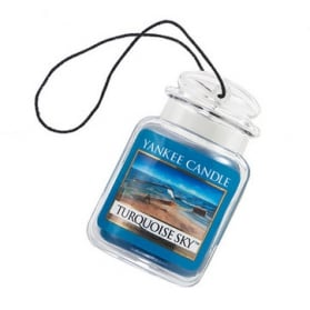 Yankee Candle Turquoise Sky Car Jar