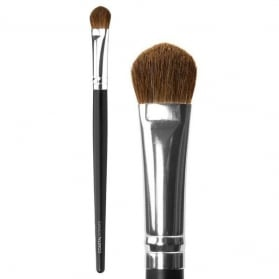 Coastal Scents Classic Shadow Brush Large Natural
