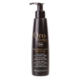 Fanola Oro Therapy 24K Smoothing Fluid 200ml