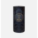 Shearer Candles Pillar Candle Amber Noir 100h