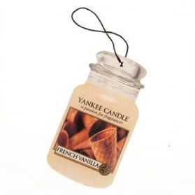 Yankee Candle Car Jar French Vanilla