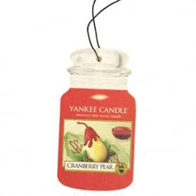 Yankee Candle Car Jar Cranberry Pear