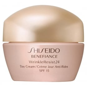 Shiseido Benefiance Wrinkle Resist 24 Day Cream SPF15 50ml