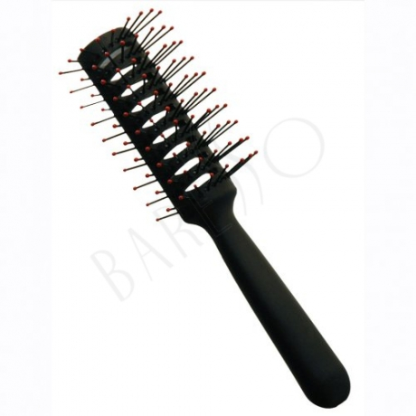 Tunnel brush. antistatic