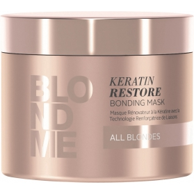 Schwarzkopf Blond Me Keratin Restore Bonding Mask All Blondes 200ml