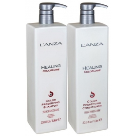 Lanza Healing Color Preserving Duo 1000ml