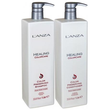 Lanza Healing Color Preserving Duo