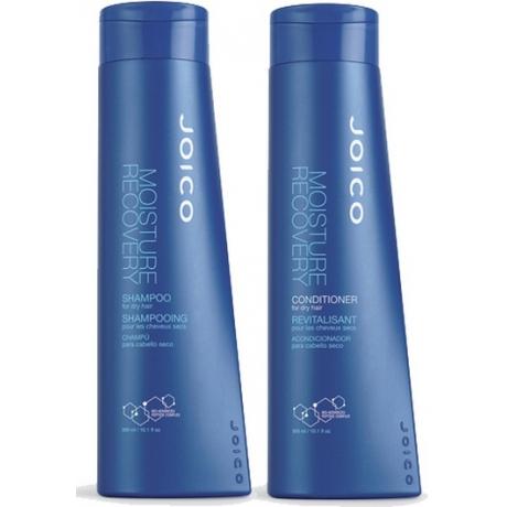 Joico Moisture Recovery Shampoo + Conditioner 300ml