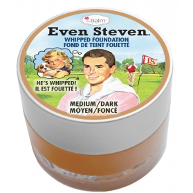 TheBalm Even Steven Foundation - Medium/Dark