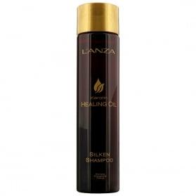 Lanza Keratin Healing Oil Silken Shampoo 300ml