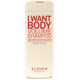 Eleven Australia I WANT BODY VOLUME SHAMPOO 300 ml