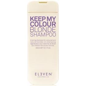 Eleven Australia KEEP MY COLOR BLONDE SHAMPOO 300 ml