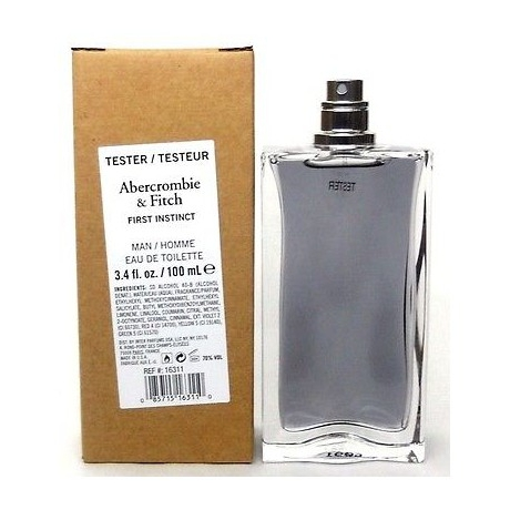 Abercrombie & Fitch First Instinct edt 100ml (TESTER)