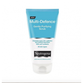 Neutrogena Multi-Defence Gentle Purifying Scrub 150ml