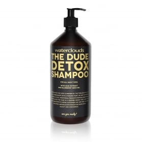 Waterclouds The Dude Detox Shampoo 1000ml