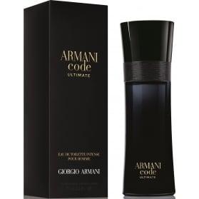 Armani Code Ultimate Intense Edt 75ml