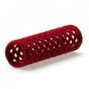 Flock curler red 18 mm