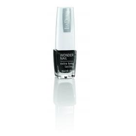 IsaDora Wonder Nail  191 Black Lacquer