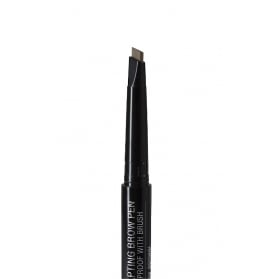 IsaDora Sculpting Brow Pen 80 Dark Brown