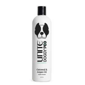Unite Doggy Poo Dog Shampoo Oatmeal & Argan Oil 538ml