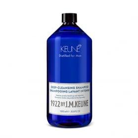 1922 by J.M. Keune Deep-Cleansing Shampoo 1000ml
