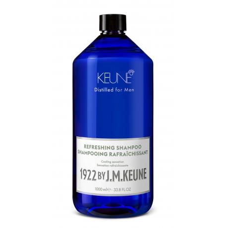 1922 by J.M. Keune Refreshing Shampoo 1000ml