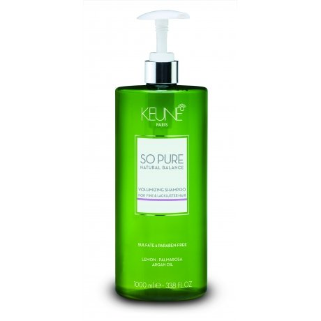 Keune So Pure Volumizing Shampoo 1000ml
