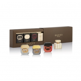 Gucci Mini Perfumes 4pcs