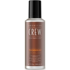 American Crew Techseries - Control Foam 200ml