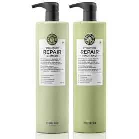 Maria Nila Structure Repair Shampoo + Conditioner 1000ml