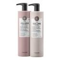 Maria Nila Pure Volume Shampoo + Conditioner 1000ml