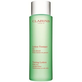 Clarins Toning Lotion Oily/Combination 200ml