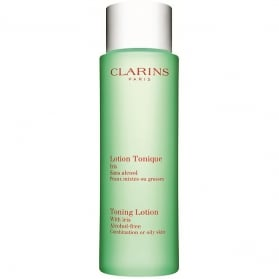 Clarins Toning Lotion with Iris 400ml