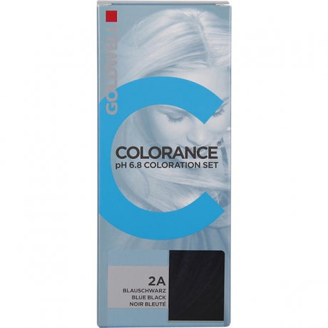 Goldwell  PH 6,8 colorance 2-A Blåsvart