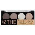 W7 Cosmetics Naked Nudes Eyeshadow Palette 4x1.4g