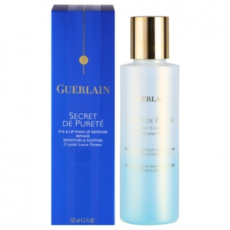 Guerlain Secret de Purete Eye & Lip Make-Up Remover 125ml