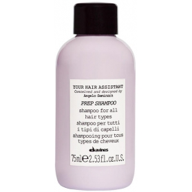 Davines Your Hair Assistant Prep Shampoo 75ml