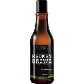 Redken Brews Mens Daily Shampoo 300ml