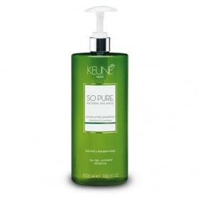 So Pure Exfoliating Shampoo 1000ml