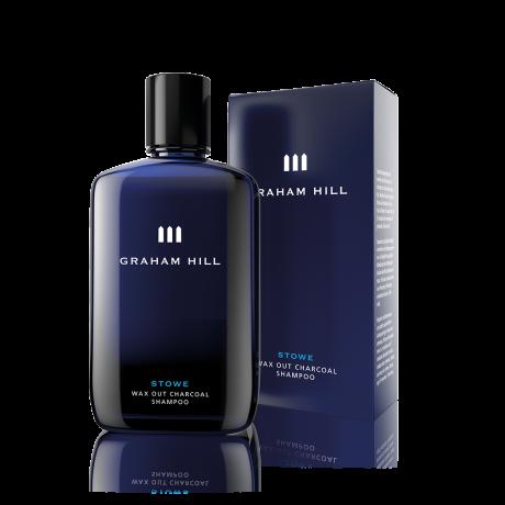 Graham Hill Stowe Wax Out Charcoal Shampoo 250ml