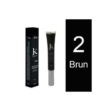 K Pour Karité Organic Hair Mascara - 2 Black