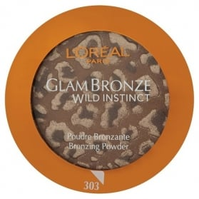 L'Oreal Paris Glam Bronze Wild Instinct - 303 Light