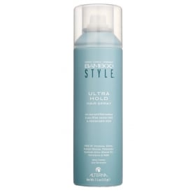 Alterna Haircare Bamboo Style Ultra Hold Hair Spray 250ml