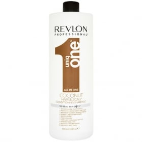 Revlon Uniq One All In One Coconut Conditioning Shampoo 1000ml