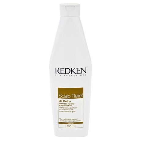 Redken Scalp Relief Oil Detox Shampo 300ml
