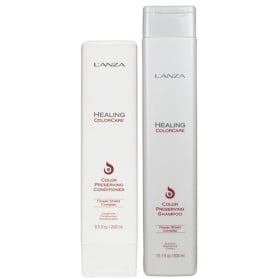 Lanza Healing Color Preserving Shampoo + Conditioner 300ml + 250ml