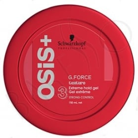 Schwarzkopf Professional OSiS G Force Strong Styling Gel 150ml