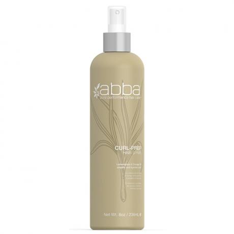 Abba Pure Curl Prep 236ml