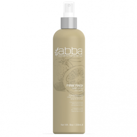 Abba Firm Finish Hair Spray Non-aerosol 236ml